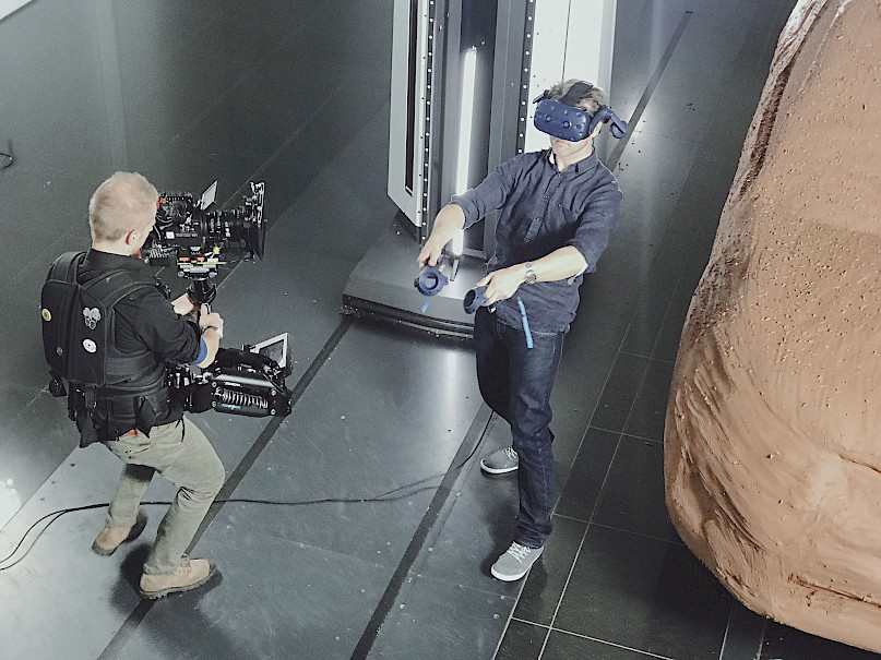 steadicam film production