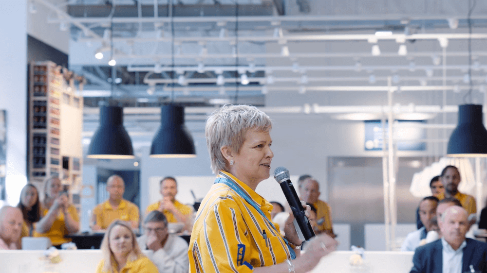IKEA store opening video